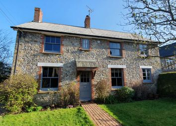 Thumbnail 4 bed detached house for sale in Fore Street, Thorncombe, Dorset