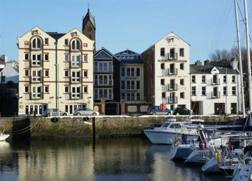 Thumbnail 1 bed flat to rent in East Quay, Peel, Isle Of Man