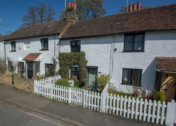 Thumbnail 1 bed cottage to rent in Hertingfordbury Road, Hertingfordbury, Hertford