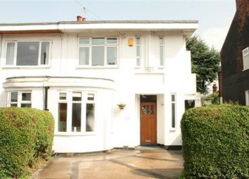 Thumbnail 3 bedroom semi-detached house for sale in Florence Road, Nottingham