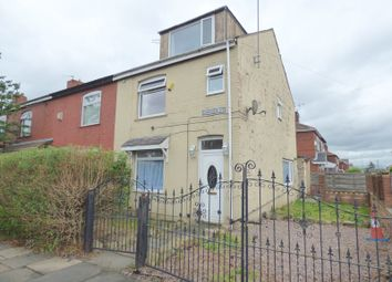 Thumbnail 3 bed end terrace house for sale in Garside Street, Denton, Manchester