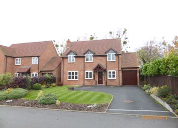 Thumbnail 4 bed detached house to rent in Dean Lane, Stoke Orchard, Cheltenham