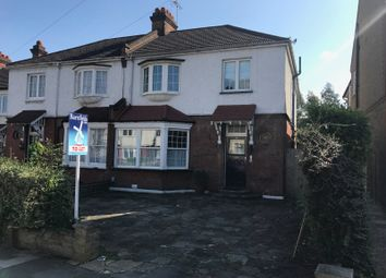 Thumbnail 4 bed semi-detached house to rent in Queens Road, Enfield Town