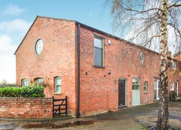 Thumbnail 3 bed barn conversion for sale in Chester Lane Farm, Chester Lane, Winsford, Cheshire