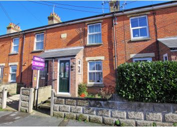 Thumbnail 2 bed terraced house for sale in Fishers Road, Southampton