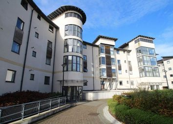 Thumbnail 2 bedroom flat for sale in Mistletoe Court, Seacole Crescent, Swindon