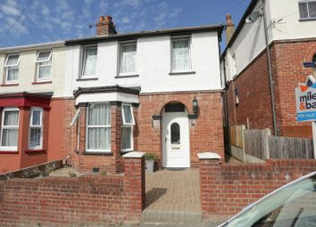 Thumbnail 4 bed semi-detached house for sale in Chevalier Road, Dover
