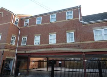 Thumbnail 1 bed flat to rent in Stockbrook Road, Derby