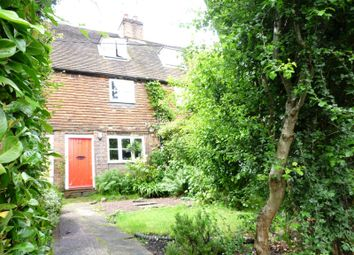 Thumbnail 2 bed terraced house to rent in London Road, Sevenoaks