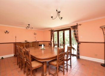Thumbnail 6 bedroom detached house for sale in Slip Lane, Alkham, Dover, Kent