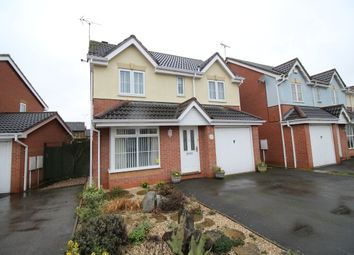 Thumbnail 4 bedroom detached house for sale in Beechcroft, Bedworth