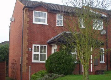 Thumbnail 2 bed property to rent in Abbey Close, Bromsgrove