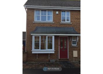 Thumbnail 3 bed end terrace house to rent in Wyvern Close, Weston-Super-Mare