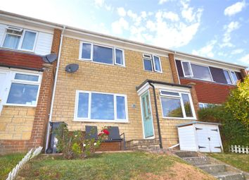 Thumbnail 3 bed terraced house for sale in Fishweir Fields, Bridport