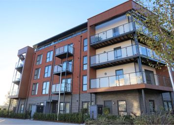 Thumbnail 2 bed flat to rent in 63 Gubbins Lane, Romford