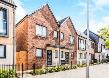 Thumbnail 2 bed end terrace house for sale in College Road, Town Centre, Doncaster
