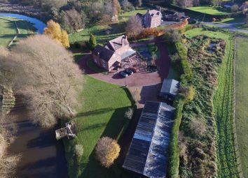 Thumbnail 7 bedroom country house for sale in Allscott, Telford