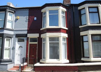 Thumbnail 3 bed terraced house to rent in Shepston Avenue, Walton, Liverpool