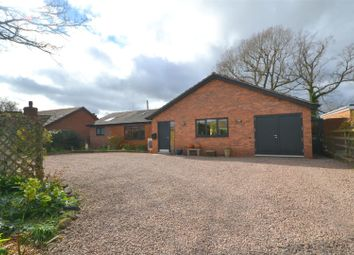 Thumbnail 3 bed detached bungalow for sale in Worcester Road, Hanley Swan, Worcester