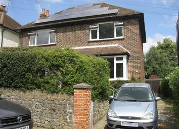 Thumbnail 3 bed semi-detached house to rent in Chipstead Lane, Riverhead, Sevenoaks