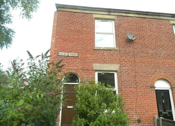Thumbnail 2 bed end terrace house for sale in Railway Terrace, Bury