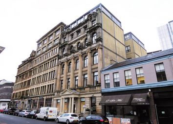 Thumbnail 1 bed flat to rent in 38A Bath Street, Glasgow