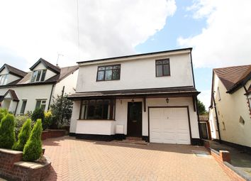 Thumbnail 5 bed detached house for sale in Woodland Road, Wolverhampton