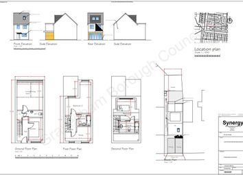 Thumbnail Land for sale in 4 Beresford Road, Northfleet, Gravesend, Kent