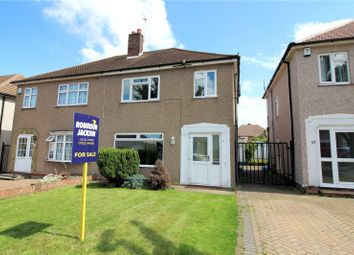 Thumbnail 3 bed semi-detached house for sale in Eastry Road, Erith, Kent