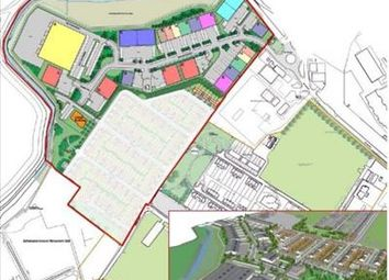 Thumbnail Land for sale in Pool Business Park, Pool Lane, Bromborough Pool, Bromborough, Wirral