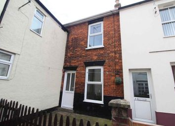 Thumbnail 2 bed terraced house for sale in Market Road Place, Great Yarmouth