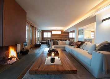 Thumbnail 4 bed apartment for sale in Vallée Blanche 104, Verbier, Valais, Switzerland