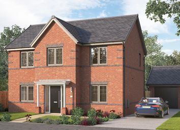 "4 bed property for sale in ""The Denbury"" at Highfield Villas, Doncaster Road, Costhorpe, Worksop S81"