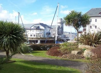 Thumbnail 2 bed flat to rent in St. Smithwick Way, Falmouth