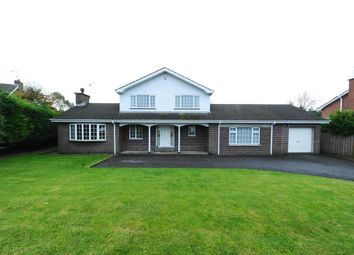Thumbnail 4 bed detached house for sale in Helensview Crescent, Newtownards