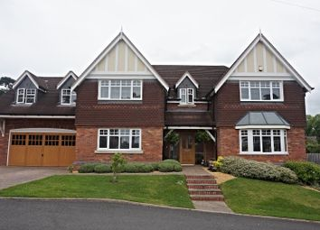 Thumbnail 5 bed detached house for sale in Hillmeadow View, Redditch