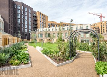 Thumbnail Studio for sale in John Cabot House, Royal Wharf, North Woolwich Road, London