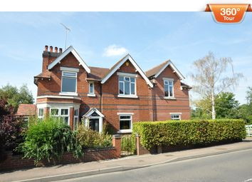 Thumbnail 5 bed detached house for sale in Station Road, Burton-On-Trent