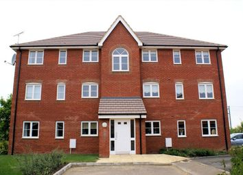Thumbnail 2 bedroom flat to rent in Otter Close, Downham Market