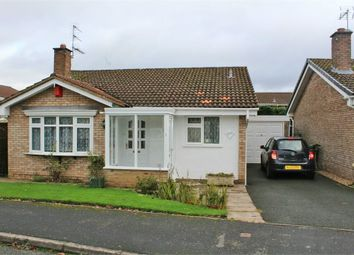 Thumbnail 3 bedroom detached bungalow for sale in Repton Avenue, Wolverhampton, Staffordshire