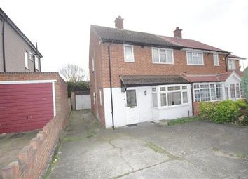 Thumbnail 3 bed semi-detached house for sale in Maple Road, Yeading, Hayes