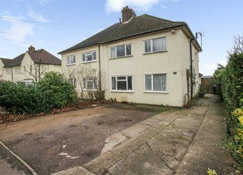 Thumbnail 4 bed semi-detached house for sale in Elmtree Avenue, Cockernhoe, Luton, Hertfordshire