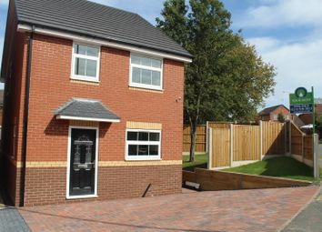 Thumbnail 3 bed detached house for sale in Summerfields Way South, Ilkeston, Derbyshire