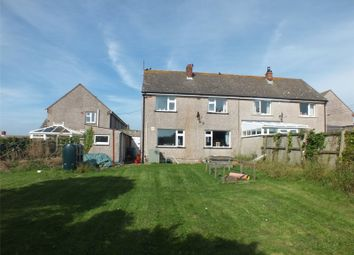 Thumbnail 3 bed semi-detached house for sale in Trewarren Close, St. Ishmaels, Haverfordwest