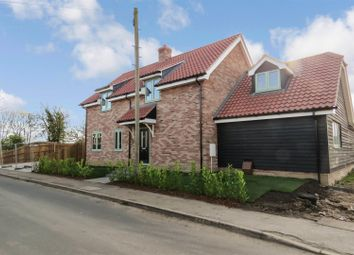 Thumbnail 4 bed property for sale in Church Lane, Upwood, Ramsey, Huntingdon