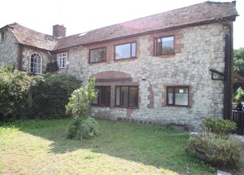 Thumbnail 3 bed maisonette for sale in Hubbards Hill, Weald, Sevenoaks