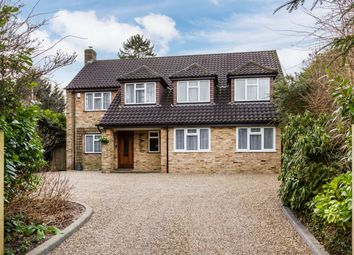 Thumbnail 5 bed detached house for sale in Chaldon Common Road, Chaldon, Caterham