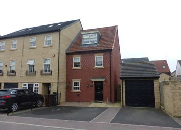 Thumbnail 3 bed semi-detached house for sale in Diamond Drive, Corby