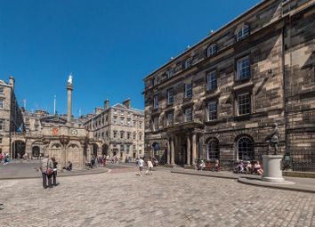 Thumbnail 3 bed flat for sale in Parliament Square, Edinburgh
