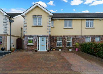 Thumbnail 4 bed semi-detached house for sale in 2 Molesworth Close, Knocksedan, Swords, County Dublin